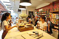 The Vanilla Cafe on the popular Tiong Bahru Cafe street in Singapore.