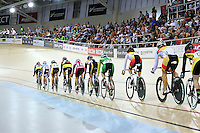 At the BikeNZ Elite & U19 Track National Championships, Avantidrome, Home of Cycling, Cambridge, New Zealand, Friday, March 14, 2014.  Photo: Dianne Manson
