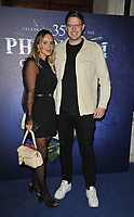 """Ellie Hecht and Dr Alex George at the """"The Phantom Of The Opera"""" 35th anniversary gala performance, Her Majesty's Theatre, Haymarket, on Monday 11th October 2021, in London, England, UK. <br /> CAP/CAN<br /> ©CAN/Capital Pictures"""