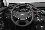 Car pictures of steering wheel view of a 2020 Chevrolet Impala Premier 4 Door Sedan Steering Wheel