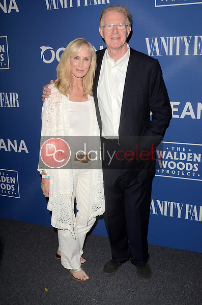 Rachelle Carson, Ed Begley Jr.<br /> Oceana and the Walden Woods Project presents: Rock Under The Stars with Don Henley and Friends, Private Residence, Los Angeles, CA 07-17-17<br /> David Edwards/Dailyceleb.com 818-249-4998