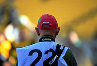 Photographer Gareth Davies during the Mitre 10 Cup rugby union match between Wellington Lions and Taranaki at Westpac Stadium in Wellington, New Zealand on Sunday, 9 October 2016. Photo: Dave Lintott / lintottphoto.co.nz