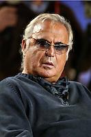 Roma 29/3/2004 MCS. <br /> Il cantante Franco Califano. <br /> Foto Andrea Staccioli Insidefoto