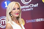 Carmen Romana attends to presentation of 'Master Chef Celebrity' during FestVal in Vitoria, Spain. September 06, 2018. (ALTERPHOTOS/Borja B.Hojas)