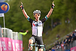 Simon Yates (GBR) Team BikeExchange wins Stage 19 of the 2021 Giro d'Italia, running 176km from Abbiategrasso to Alpe Di Mera (Valsesia), Italy. 28th May 2021.  <br /> Picture: LaPresse/Gian Mattia D'Alberto | Cyclefile<br /> <br /> All photos usage must carry mandatory copyright credit (© Cyclefile | LaPresse/Gian Mattia D'Alberto)