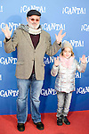 """Pablo Carbonell attends to the premiere of the film """"¡Canta!"""" at Cines Capitol in Madrid, Spain. December 18, 2016. (ALTERPHOTOS/BorjaB.Hojas)"""