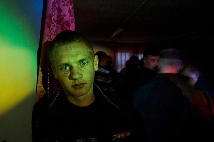 Alexey, 20, is attending a village disco on his birthday. He has no plans about future, no job,no girlfriend. He steals timber and such a way earns some money He dreams that one day he will find a job, a girl or something else what will make sense for him