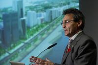 Richard Bergeron, on November 7, 2012<br /> <br /> File Photo : Agence Quebec Presse