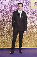 "Joe Mazzello<br /> arriving for the ""Bohemian Rhapsody"" World premiere at Wembley Arena, London<br /> <br /> ©Ash Knotek  D3455  23/10/2018"