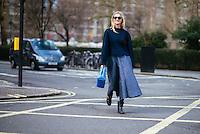 London Fashion Week Street Style: Part 3