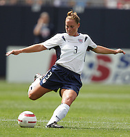 Christie Rampone, USA vs China, 2004.