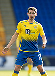 St Johnstone v Brechin City…10.10.20   McDiarmid Park  Betfred Cup<br />Craig Bryson<br />Picture by Graeme Hart.<br />Copyright Perthshire Picture Agency<br />Tel: 01738 623350  Mobile: 07990 594431