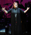 Carrie Fisher performs with We are Plastic Ono Band on night 2 at The Orpheum Theatre in Downtown Los Angeles, California on October 02,2010                                                                   Copyright 2010  Debbie VanStory / RockinExposures