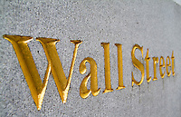 Wall Street, New York City, USA