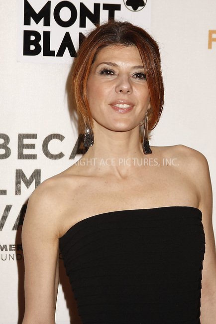 WWW.ACEPIXS.COM . . . . .  ....April 28 2008, New York City....Actress Maria Tomei arriving at the premiere of 'War, Inc.' at the Tribeca Film Festival.....Please byline: AJ Sokalner - ACEPIXS.COM..... *** ***..Ace Pictures, Inc:  ..te: (646) 769 0430..e-mail: info@acepixs.com..web: http://www.acepixs.com