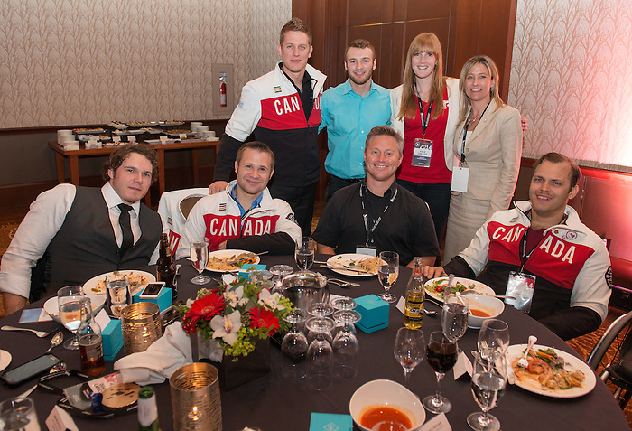 Sochi 2014.<br /> Highlights from the Celebration of Excellence Paralympic Ring Reception in Calgary // Faits saillants de la réception de l'anneau paralympiques Célébration de l'excellence à Calgary. 05/06/2014.