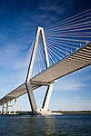 Arthur Ravenel Jr Bridge in Charleston South Carolina over the Cooper River