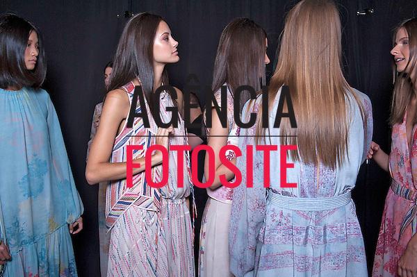 Nova Iorque, EUA '09/2014 - Desfile de BCBG durante a Semana de moda de Nova Iorque  -  Verao 2015. <br /> <br /> Foto: FOTOSITE