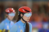 SPEEDSKATING: HEERENVEEN: 12-01-2020, IJsstadion Thialf, European Championship distances, Stien Vanhoutte, ©foto Martin de Jong