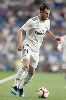 Real Madrid's Gareth Bale during La Liga match. August 19,2018.  *** Local Caption *** © pixathlon<br /> Contact: +49-40-22 63 02 60 , info@pixathlon.de