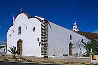 Iglesia Nostra Senora de la Candelaria in Frontera, El Hierro, Kanarische Inseln, Spanien