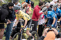 Adam Yates (GBR/Mitchelton-Scott) up the Col de Marie Blanque (HC)<br /> <br /> Stage 9 from Pau to Laruns (153km)<br /> <br /> 107th Tour de France 2020 (2.UWT)<br /> (the 'postponed edition' held in september)<br /> <br /> ©kramon
