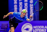 Rotterdam, Netherlands, December 13, 2017, Topsportcentrum, Ned. Loterij NK Tennis, Gijs Brouwer (NED)<br /> Photo: Tennisimages/Henk Koster