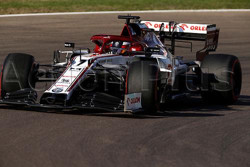 Motorsports: FIA Formula One World Championship, WM, Weltmeisterschaft 2020, Grand Prix of Emilia Romagna, 7 Kimi Raikkonen FIN, Alfa Romeo Racing ORLEN, Imola Italy