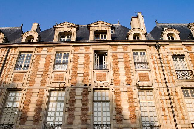 exterior, L'Ambrosie Restaurant, Paris, France, Europe