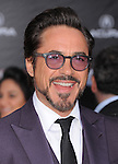 Robert Downey Jr. at Marvel's The Avengers World Premiere held at The El Capitan Theatre in Hollywood, California on April 11,2012                                                                               © 2012 DVS/Hollywood Press Agency