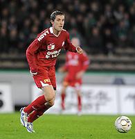 KV Kortrijk : Davy De Beule..foto VDB / BART VANDENBROUCKE