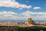 The scenic landscape near Moab, Utah, USA.