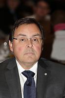 Guy Breton, Recteur de l'Universite de Montreal <br /> , Avril 2016<br /> <br />  Photo : Agence Quebec Presse