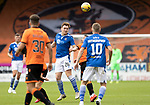 Dundee United v St Johnstone…..01.08.20   Tannadice  SPFL<br />Liam Craig and Nicky Clark<br />Picture by Graeme Hart.<br />Copyright Perthshire Picture Agency<br />Tel: 01738 623350  Mobile: 07990 594431