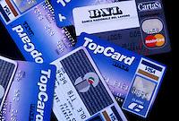 Carta di credito.credit card...