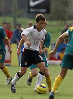 Ryan Soroka, Nike Friendlies, 2004.