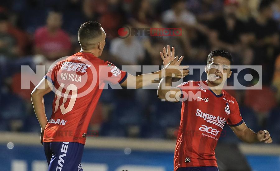 Aspectos del partido de fútbol, entre Potros vs Cimarrones de Sonora. Jornada 8 del torneo Apertura 2017 de la liga de Ascenso MX.8 sep2017. <br /> (Foto: Luis Gutierrez)