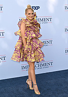 """LOS ANGELES, USA. September 02, 2021: Annaleigh Ashford at the premiere for FX's """"Impeachment: American Crime Story"""" at the Pacific Design Centre.<br /> Picture: Paul Smith/Featureflash"""