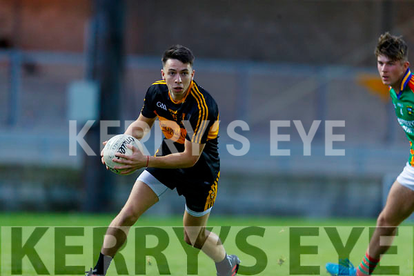Chris Doncel, Dr. Crokes during the Kerry County Senior Football Championship Semi-Final match between Mid Kerry and Dr Crokes at Austin Stack Park in Tralee, Kerry.