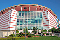 Georgia Dome downtown Atlanta Georgia