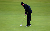 170719 | The 148th Open - Wednesday Practice<br /> <br /> Luke List of USA on the 18th during practice for the 148th Open Championship at Royal Portrush Golf Club, County Antrim, Northern Ireland. Photo by John Dickson - DICKSONDIGITAL