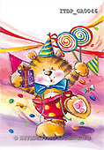 Simonetta, CUTE ANIMALS, paintings, ITDPGA0046,#AC# illustrations, pinturas ,everyday