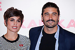 "Spanish Actress Veronica Echegui And Alex García attend the photocell of the movie ""KAMIKAZE"" in Madrid, Spain. March 27, 2014. (ALTERPHOTOS/Carlos Dafonte)"