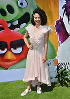 """LOS ANGELES, USA. August 10, 2019: Gabrielle Green at the premiere of """"The Angry Birds Movie 2"""" at the Regency Village Theatre.<br /> Picture: Paul Smith/Featureflash"""