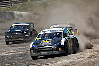 Robert Vitols, Citreon C4, BRX Supercars exits Chessons Joker lap in front during the 5 Nations BRX Championship at Lydden Hill Race Circuit on 31st May 2021