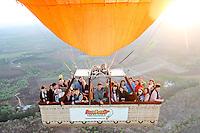 20151215 15 December Hot Air Balloon Cairns