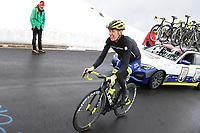 24th May 2021, Giau Pass, Italy; Giro d'Italia, Tour of Italy, route stage 16, Sacile to Cortina d'Ampezzo ; 136 PETILLI Simone ITA