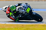 LCR Honda CASTROL's rider Cal Crutchlow of Great Britain rides during the MotoGP Official Test at Chang International Circuit on 18 February 2018, in Buriram, Thailand. Photo by Kaikungwon Duanjumroon / Power Sport Images