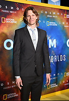 "LOS ANGELES - FEBRUARY 26: Jon Beavers attends National Geographic's 2020 Los Angeles premiere of ""Cosmos: Possible Worlds"" at Royce Hall on February 26, 2020 in Los Angeles, California. Cosmos: Possible Worlds premieres Monday, March 9 at 8/7c on National Geographic. (Photo by Frank Micelotta/National Geographic/PictureGroup)"