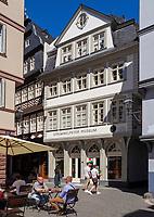 Struwelpeter Museum, Frankfurt, Hessen, Deutschland, Europa<br /> Struwelpeter Museum, Frankfurt, Hesse, Germany, Europe